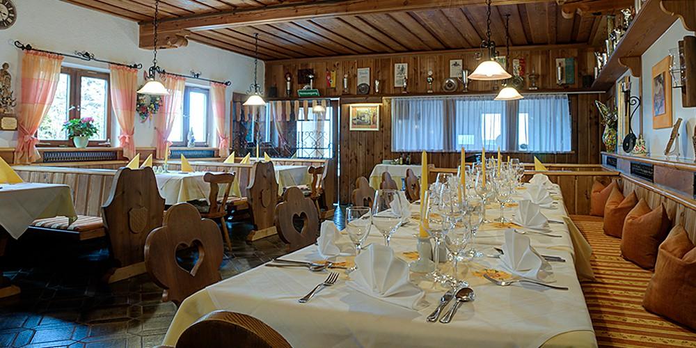 Trattoria Pizzeria Rusticale in Bad Wiessee am Tegernsee